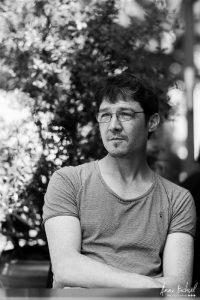 Portrait Bertrand Schmid, Bern, Kleine Schanze, 27 mai 2016.