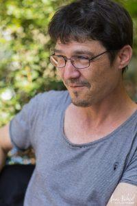 Portrait Bertrand Schmid, Bern, Kleine Schanze, 27 mai 2016, © Anne Bichsel