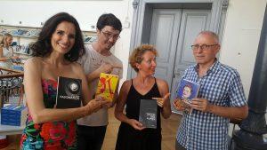 Les quatre auteurs de la rentrée littéraire